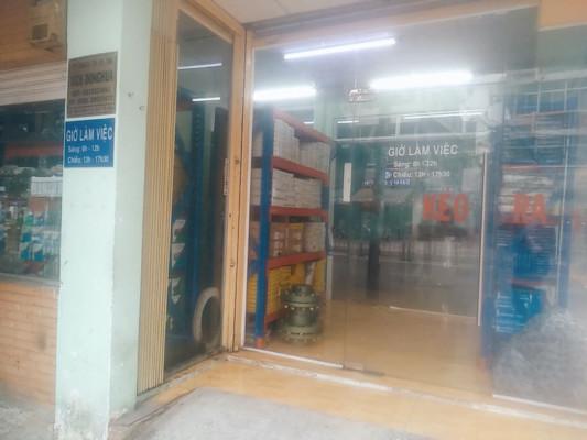 Lối vào Xích Donghua medium - Công ty TNHH SX TM DV XNK XÍCH DONGHUA