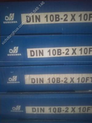 10B 2 medium - Xích Công Nghiệp