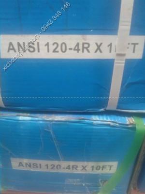 xích 4 dãy ANSI 120 4 medium - Xích Công Nghiệp