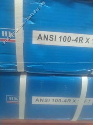 xích ANSI 4 dãy 100 4 medium - Xích Công Nghiệp